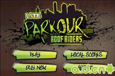 跑酷:屋顶骑士 精简版 Parkour: Roof Riders Lite