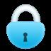 隐私锁_图标