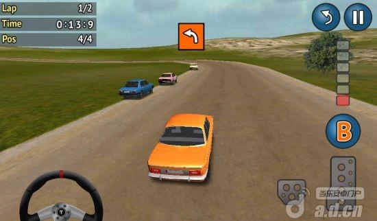 跨界拉力 Rallycross v1.11-Android竞速游戏類遊戲下載