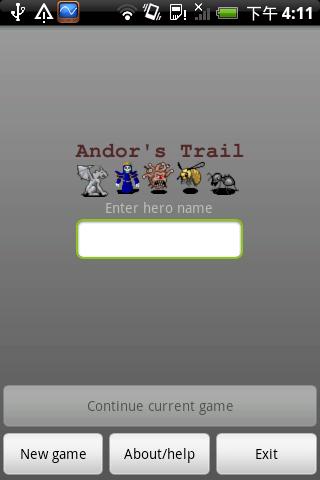 安道尔追踪 Andor's Trail 0.6.2