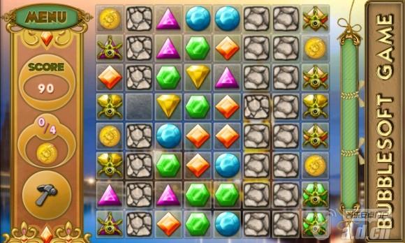 神秘寶石5 Jewel Quest5 v1.2-Android益智休闲類遊戲下載