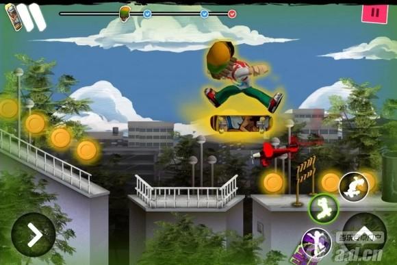 街头跑酷 Skater 3D