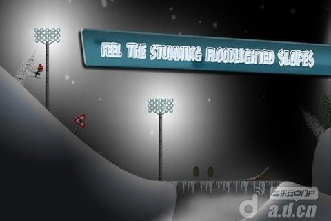 玩體育競技App|火柴人竞速滑雪 修改版 Stickman Ski Racer免費|APP試玩