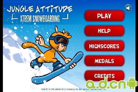 跟着我的节奏来 Xtrem Snowboarding
