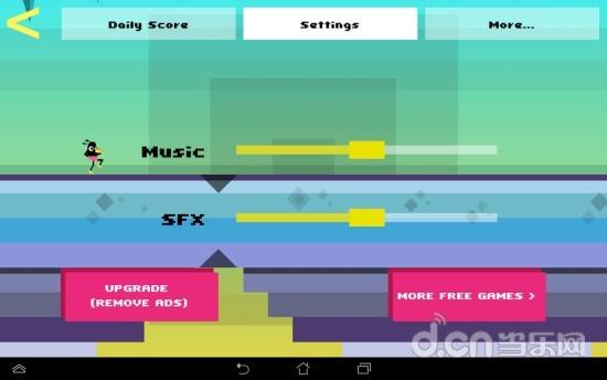 律动狂奔 Sound Ride|玩動作App免費|玩APPs