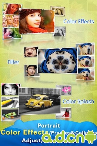 All effects - PhotoFunia: Free photo effects and online photo editor