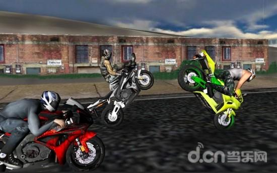 玩免費動作APP|下載暴力摩托 Race Stunt Fight! Motorcycles app不用錢|硬是要APP