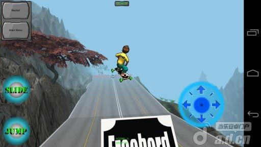 滑板街区 Freebord Snowboard The Streets