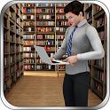 冒險App|快速逃离:图书馆 Quick Escape:Library LOGO-3C達人阿輝的APP