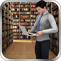 快速逃离:图书馆 Quick Escape:Library 冒險 App LOGO-APP試玩