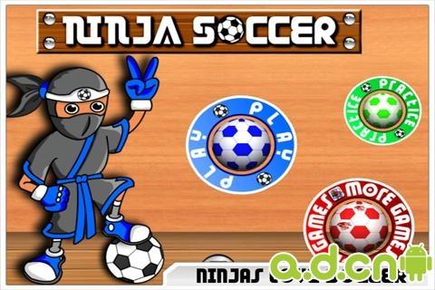 忍者足球 Ninja Soccer