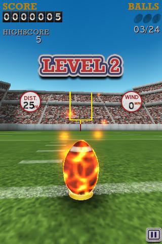 【免費體育競技App】橄榄球高手 Flick Kick Rugby 1.0.0-APP點子