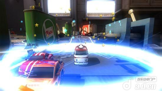 桌面賽車(含數據包) Table Top Racing v1.0.5-Android竞速游戏類遊戲下載