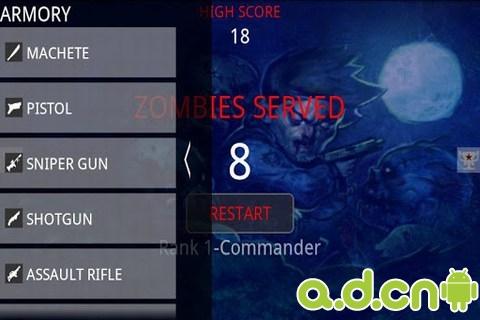 【免費動作App】特种部队大战僵尸 SWAT VS Zombies-APP點子