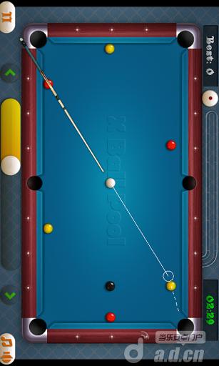 经典台球 Pool Ball Classic