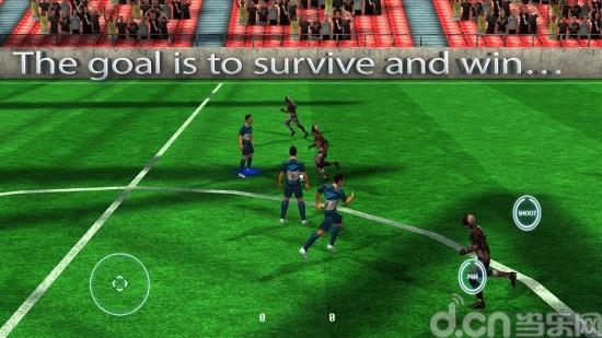 僵尸足球 山寨版 Zombie Soccer
