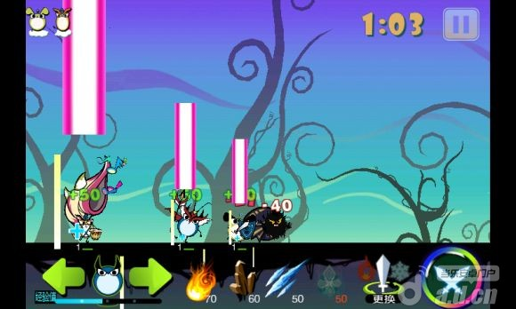 萌斯極客大作戰高清版Monster Geeks v1.2-Android冒险解谜類遊戲下載