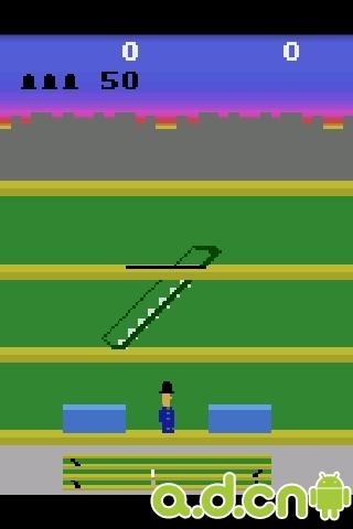 密码箱守卫 Keystone Kapers - Retro Game