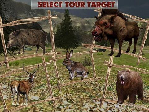 丛林阻击手狩猎截图