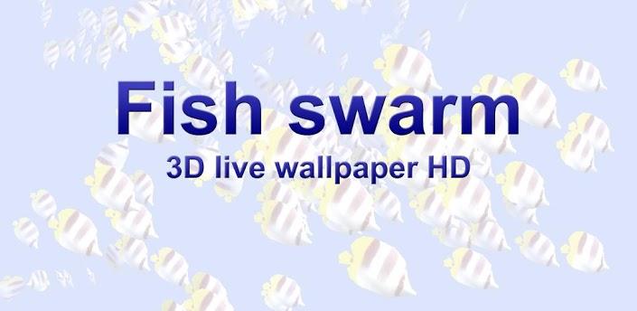窜动的各种群鱼类动态壁纸 2.00_窜动的各种