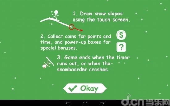 火柴人滑雪 精简版 Snow Slopes Free