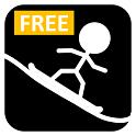 火柴人滑雪 精简版 Snow Slopes Free 體育競技 App LOGO-硬是要APP