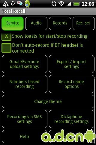 免費下載通訊APP 通话录音完整版               Total Recall Call Recorder app開箱文 APP開箱王