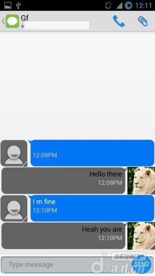 IOS 7短信