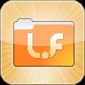 拉蜂文件管理器_图标